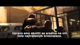 Paklene Ulice 5 (Fast And Furious Five)trailer Sa Srpskim