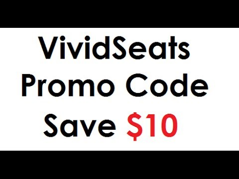 Vivid seats discount coupon codes