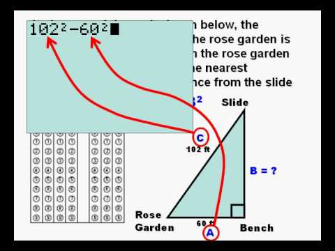 Finding the Missing Side of a Right Triangle -OBhso_dex2A