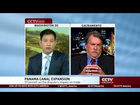 Disputes over Panama Canal Expansion
