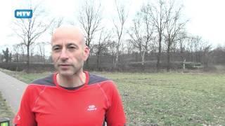 Marathonloper Jan van Vechel - 730