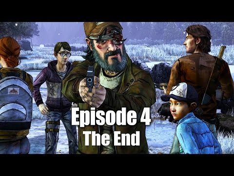 The Walking Dead Game: Season 2 - Part 7 [Episode 4: Amid The Ruins] Walkthrough/Gameplay
