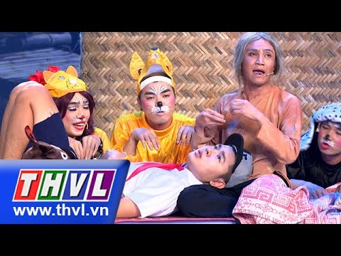 THVL | Cười xuyên Việt - Phiên bản nghệ sĩ |Tập 10: Yêu tôi đi - Huỳnh Lập