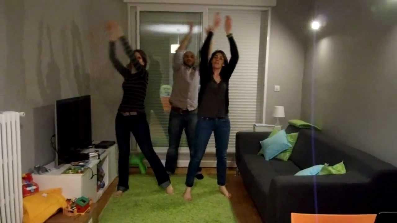 chor flash mob mariage jeremie et laurence youtube. Black Bedroom Furniture Sets. Home Design Ideas