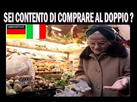ITALIANO CONTENTO DI COMPRARE AL DOPPIO ?