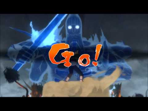 Naruto Shippuden: Ultimate Ninja Storm 3 - Madara Uchiha Vs 5 Kage Boss Battle (HERO)
