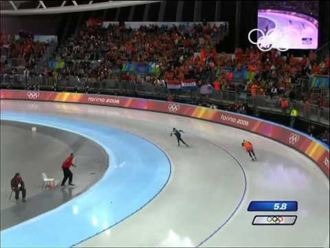 Speed Skating - Men's 10000M - Turin 2006 Winter Olympic Games
