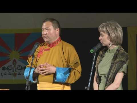 В Москве прошел торжественный вечер в честь дня рождения Далай-ламы