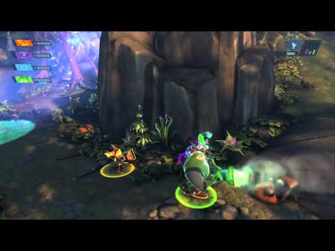 Ratchet & Clank: All 4 One Terawatt Footage!
