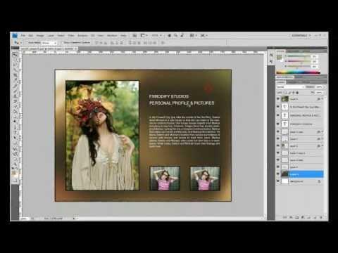FXmodify Photoshop Basic part 4