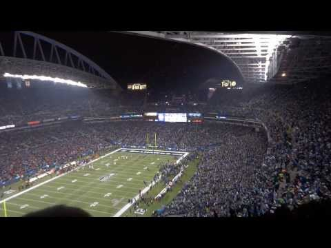 NFC Championship: Seattle Seahawks vs. San Francisco 49ers- Final interception