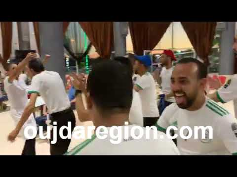 فيديو:ناس وجدة..دار النسيم ترحب بكم لمشاهدة نهاية كأس إفريقيا