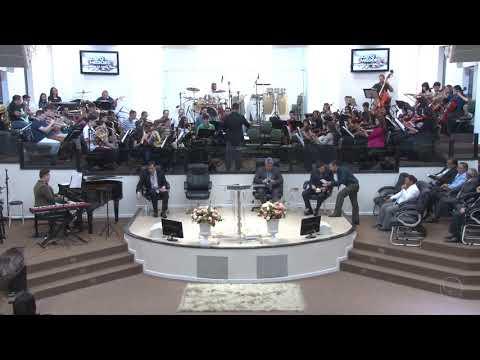 Orquestra Sinfônica Celebração - Vamos adorar a Deus - 11 02 2018