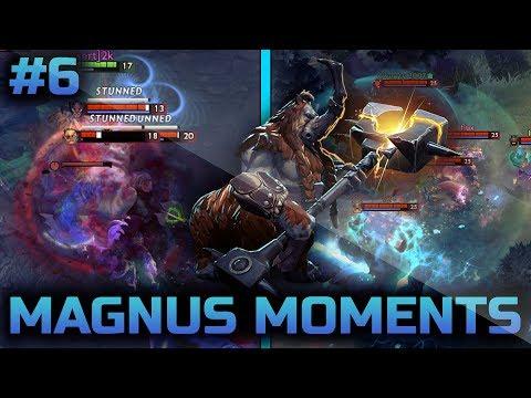 Dota 2 Magnus Moments Ep. 06