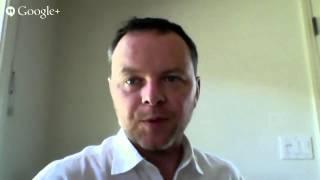 Gold Derby Emmy Google+ Hangout: Noah Hawley ('Fargo' creator)