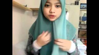 Page 1 of comments on #4 Hijab Tutorial ; Tudung Bawal Time! - YouTube