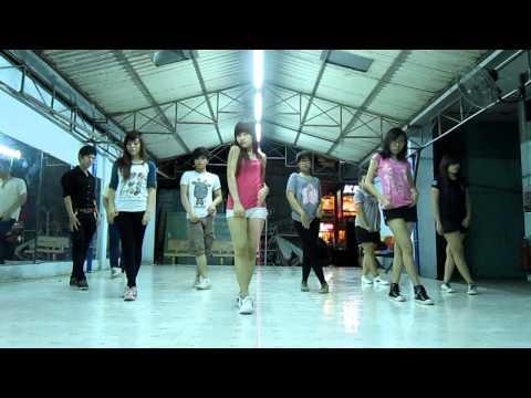 Lop hoc nhay hien dai Binh Thanh - Alone - Sistar - [BoBo's class]
