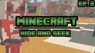 SEEKER KILLERS | Hide and Seek #3 | Minecraft Mini Game