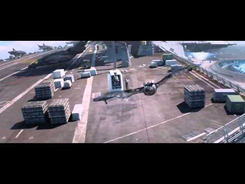 Captain America 2 Winter Soldier   Official Superbowl Trailer US 20141
