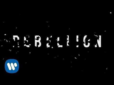 LINKIN PARK - REBELLION feat. Daron Malakian [Official Lyric Video]