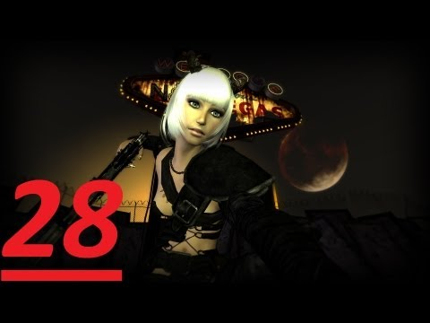 Lets Play FallOut New Vegas EP28  boring battle