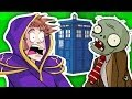 TOBUSCUS ANIMATED ADVENTURES #7 - Plants Vs. Zombies