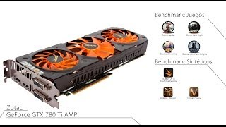 Zotac GTX 780 Ti AMP! - Unigine Valley