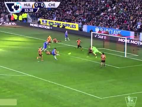 Chelsea vs Hull City (2-0) Highlights  11/01/14