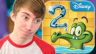 WHERE'S MY WATER? 2 Part 2 (iPhone Gameplay Video