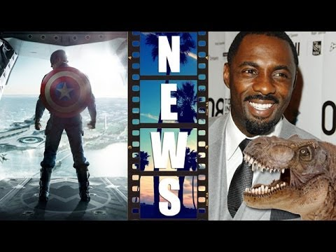 Captain America Agent of Shield, Idris Elba set for Jurassic World 2015 - Beyond The Trailer
