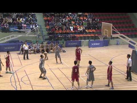 Chung kết giải Bóng rổ Cúp CLB Không chuyên Hà Nội-2013- Bản tin 360 độ thể thao