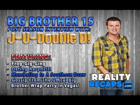 BIG BROTHER 15:  Live With Judd Daugherty!
