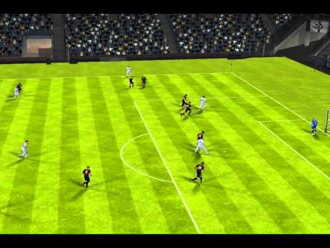 FIFA 14 iPhone/iPad - FC Barcelona vs. Inter