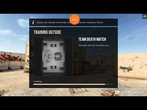 CS:GO MOBILE (GamePlay)