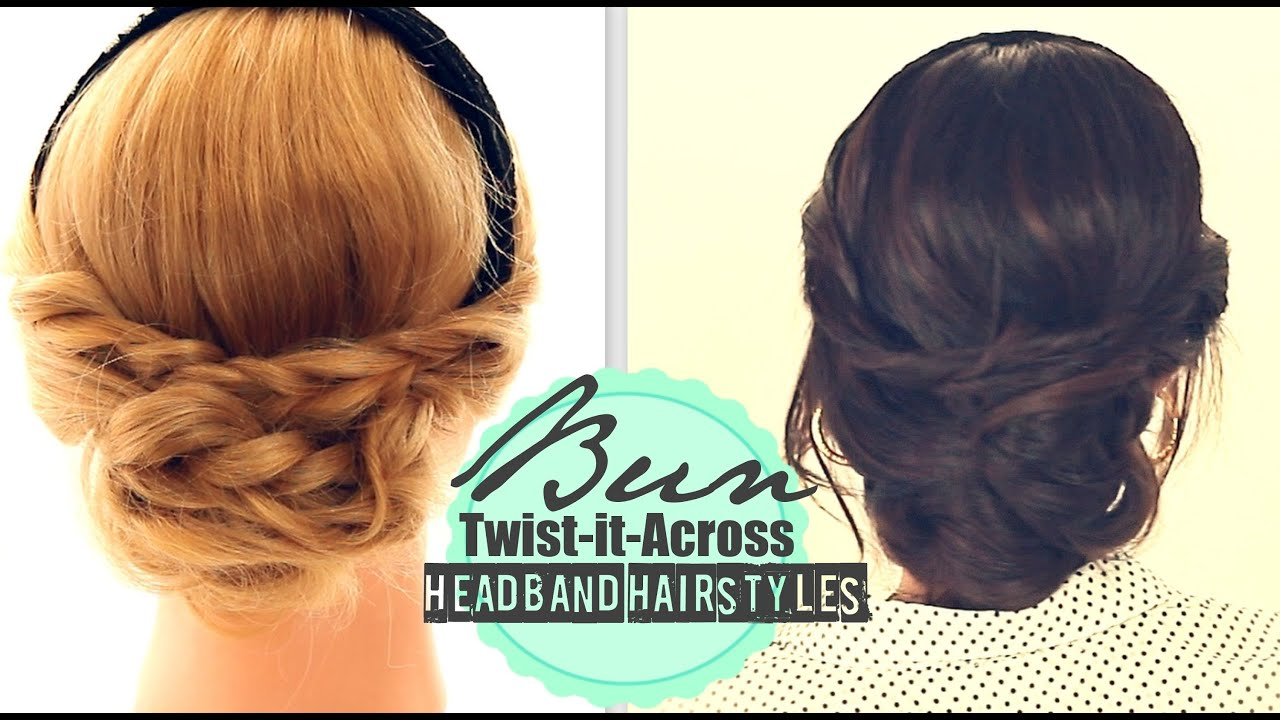 Simple Updos For Medium Length Hair  Easy Updos For Medium Hair Getty