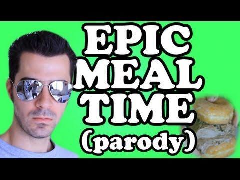 Epic JACK Time (EpicMealTime Parody)