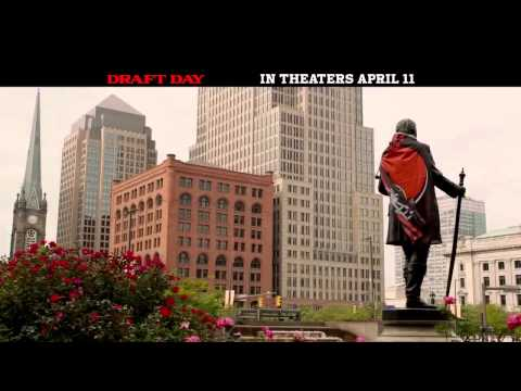 Draft Day Super Bowl Spot HD (2014) - Kevin Costner, Jennifer Garner