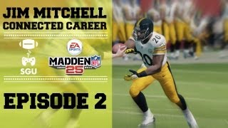 Madden NFL 25 : Jim Mitchell Connected Career Mode