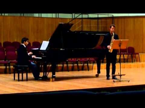"""Paul Creston – """"Sonata opus 19"""""""