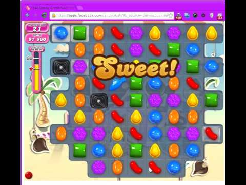 Candy crush saga level 125 mixing jelly fish booster youtube for Candy crush fish