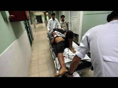 Palestinians killed in Israeli air strikes on Gaza