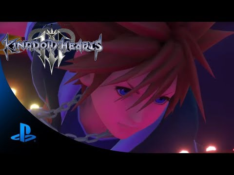 Kingdom Hearts - KINGDOM HEARTS III - D23 Expo Japan 2013 Trailer