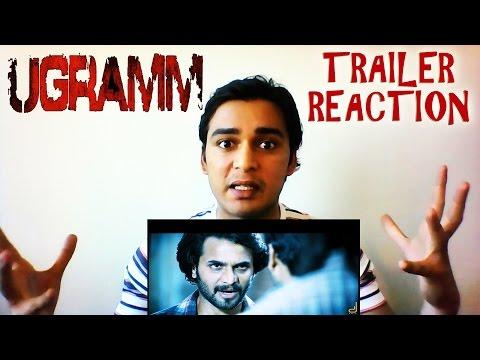Ugramm Trailer Reaction | Sri Murali