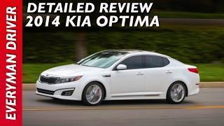 2014 Kia Optima SX Turbo DETAILED Review On Everyman