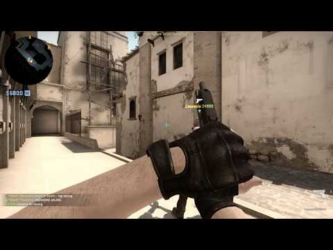 EPIC FAIL! - CS:GO Gameplay (Part 1)