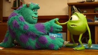 Monsters University Official Trailer #2 (HD)