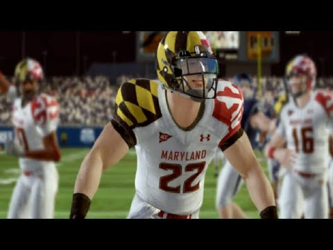 NCAA Football 13 - Road to Glory Ep.15 Sophomore Season Week 1