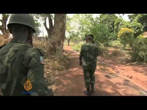 Violence continues in CAR despite foreign troop presence