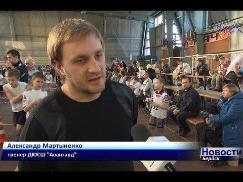 В Бердске прошло первенство по общефизической подготовке среди воспитанников спортивных школ по велоспорту