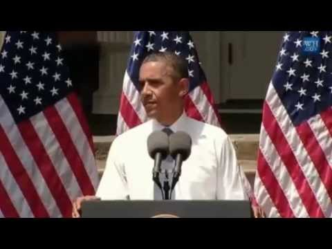 Complete Obama Climate Change Speech - Georgetown University - June 25, 2013